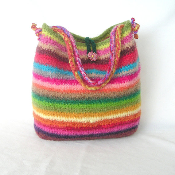 Crochet Bag Tutorial : 29 Crochet Bag Patterns Guide Patterns