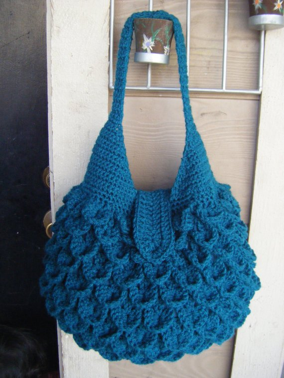 60 Crochet Bag Patterns Guide Patterns Awesome Crochet Hobo Bag Pattern