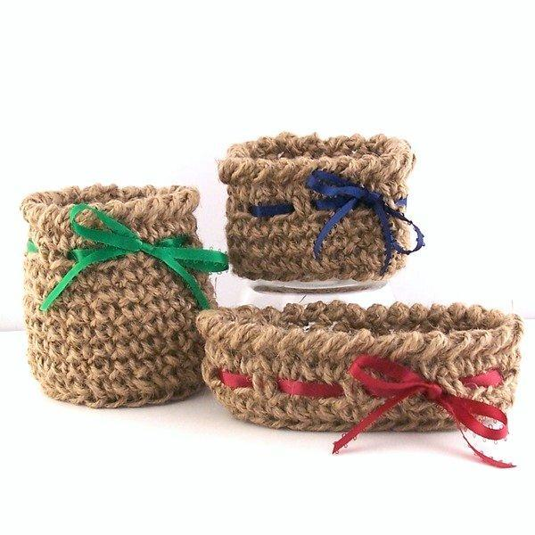 12 Crochet Basket Patterns Guide Patterns