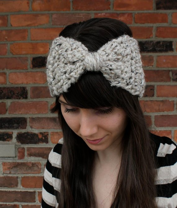 Free Crochet Pattern Headband Ear Warmer : 16 Crochet Ear Warmer Patterns Guide Patterns