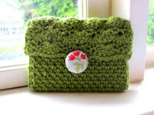 Crochet Clutch Purse Pattern
