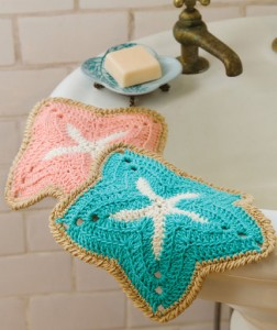 Crochet Dishcloth Pattern Directions