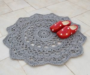 Crochet Doily Pattern Free