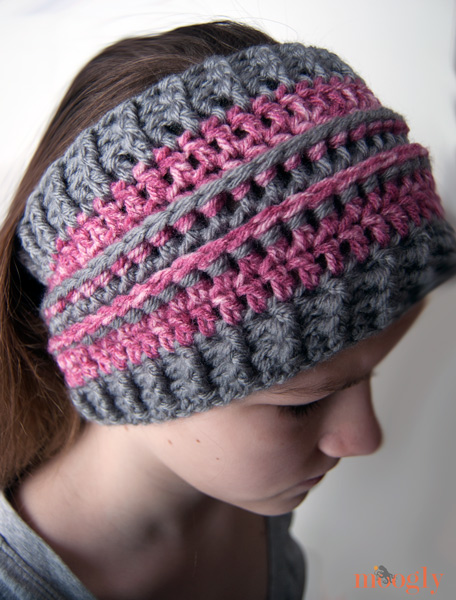 Crochet Ear Warmer : ... - Free Crochet Ear Warmers Pattern Free Ear Warmers Crochet Headband