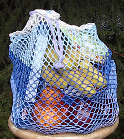 Crochet Net Bag Pattern Free : 29 Crochet Bag Patterns Guide Patterns