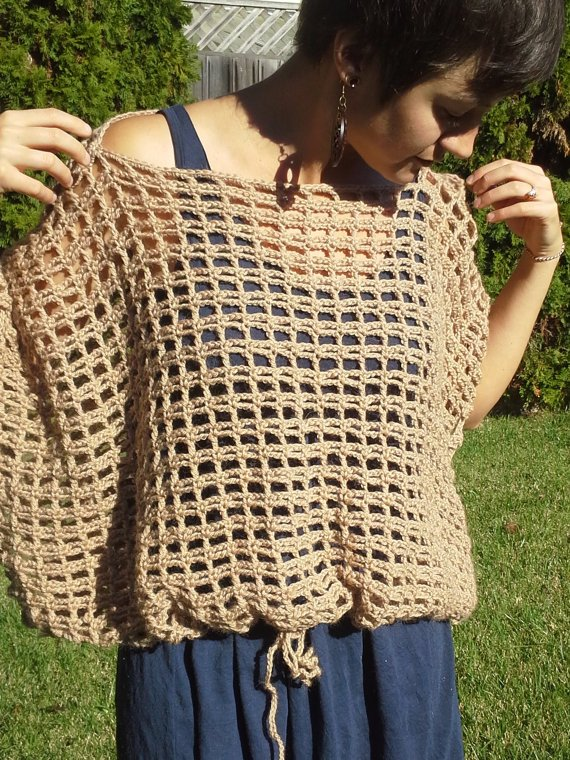 18 Crochet Poncho Patterns Guide Patterns