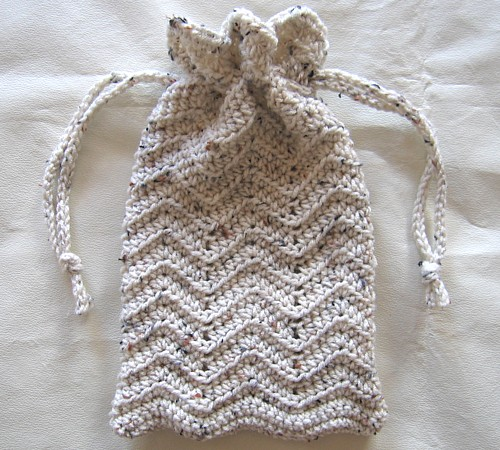 Small Bag Crochet Pattern : Pin Chevron Crochet Pattern Chart on Pinterest