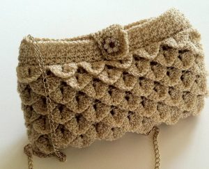 Crochet Purse with Strap Pattern