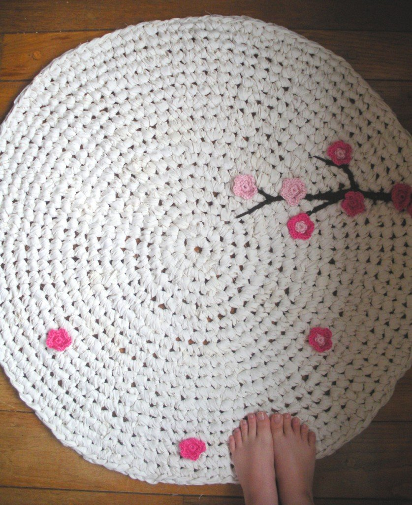 Crocheting A Rug : Crochet Rug Pattern