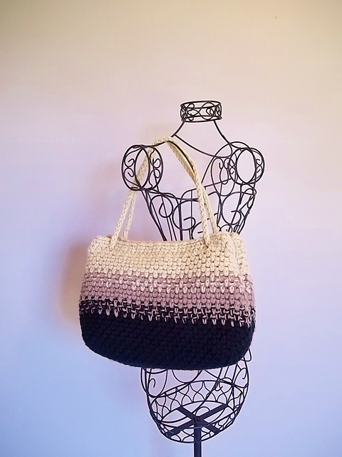 Crochet Shoulder Bag Pattern : 29 Crochet Bag Patterns Guide Patterns