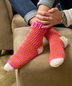 Crochet Sock Patterns for Beginners