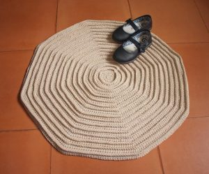Crocheted Rugs Pattern