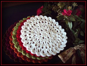 Dishcloth Patterns Crochet