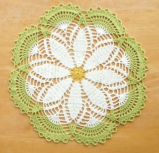 Crochet Patterns Doilies Beginners : 15 Crochet Doily Patterns Guide Patterns