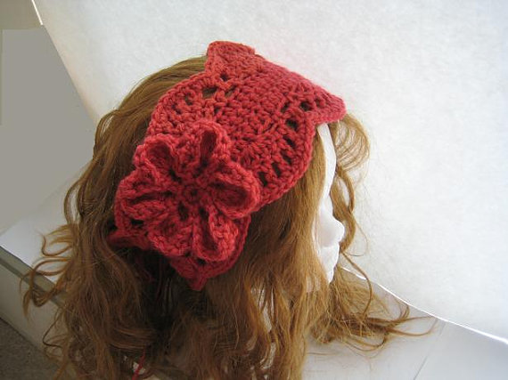 Crochet Ear Warmer : 16 Crochet Ear Warmer Patterns Guide Patterns
