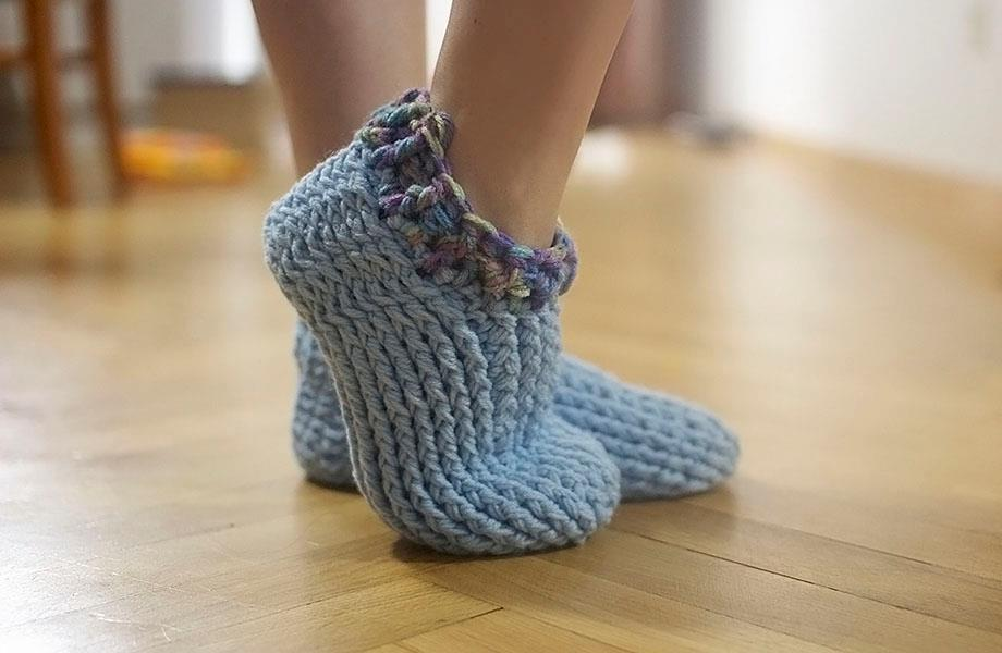 Free Crochet Slipper Patterns for Beginners