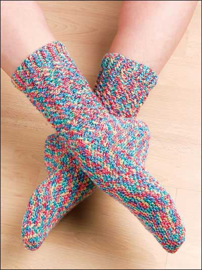 Crochet Socks : 18 Crochet Sock Patterns Guide Patterns