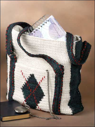 Crochet Tote Pattern Free : 29 Crochet Bag Patterns Guide Patterns
