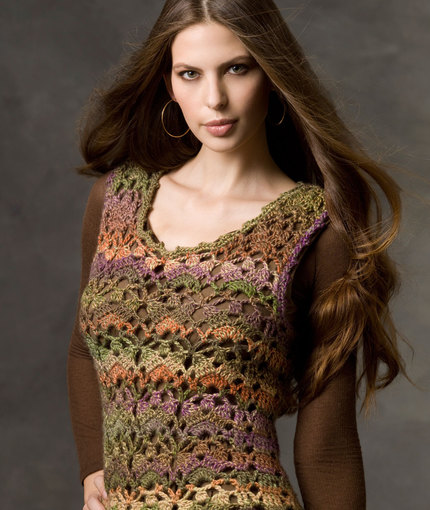 Free Crochet Patterns Vests Beginners : Pics Photos - Free Crochet Vest Patterns