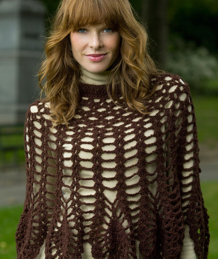 Free Crochet Or Poncho Patterns : 18 Crochet Poncho Patterns Guide Patterns