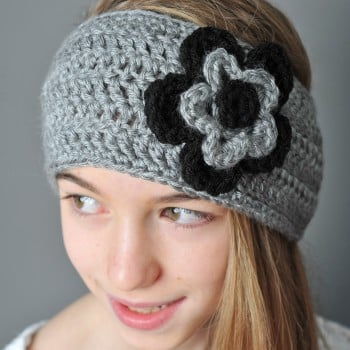 Free Crochet Patterns Headbands Ear Warmers : 16 Crochet Ear Warmer Patterns Guide Patterns