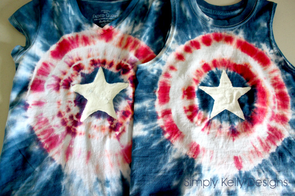 cool tie dye designs instructions