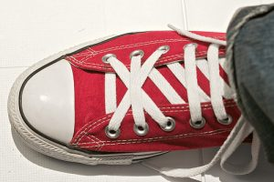 Cool Shoelace Design