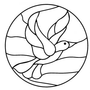 Free Stained Glass Pattern