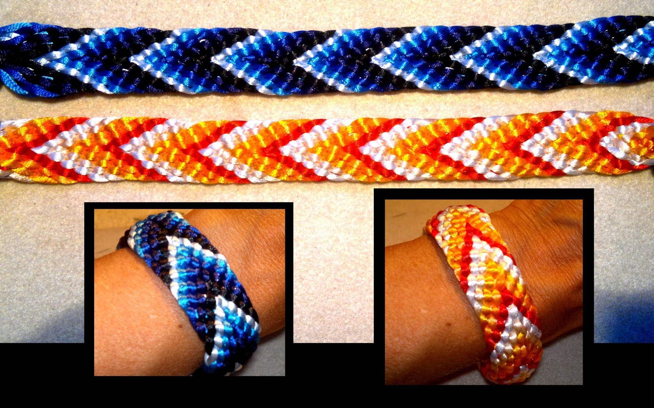 Cool Kumihimo Jewelry Patterns Guide Patterns - Diy braid pattern