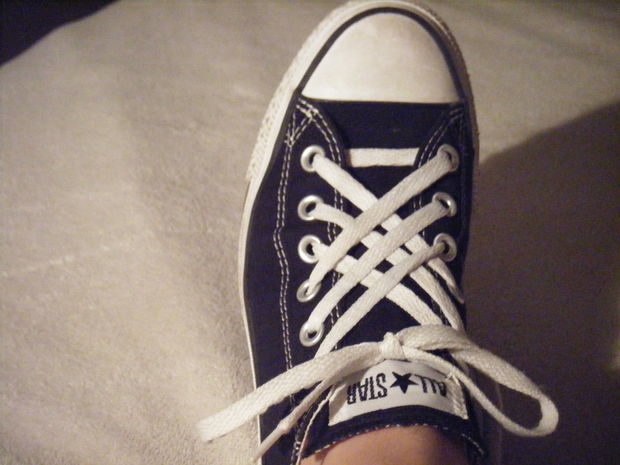 Cool Ways To Lace Converse Shoes