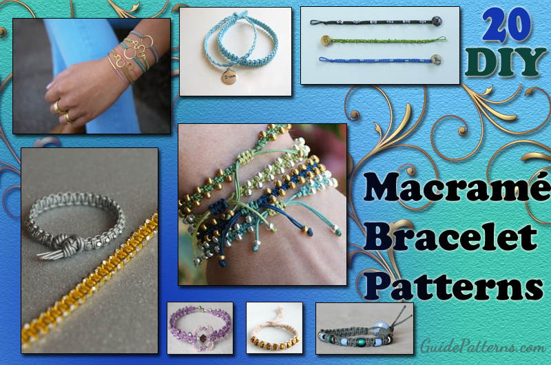 Silver bracelet making supplies