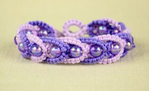Macrame Patterns for Bracelets