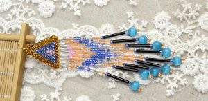 Native American Seed Bead Earrings Pattern