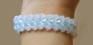 Seed Bead Bracelet Idea