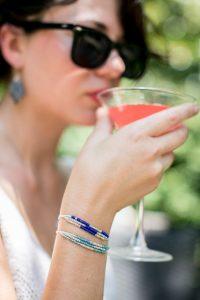 Seed Bead Bracelet Image