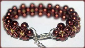 Seed Bead Bracelet Pattern