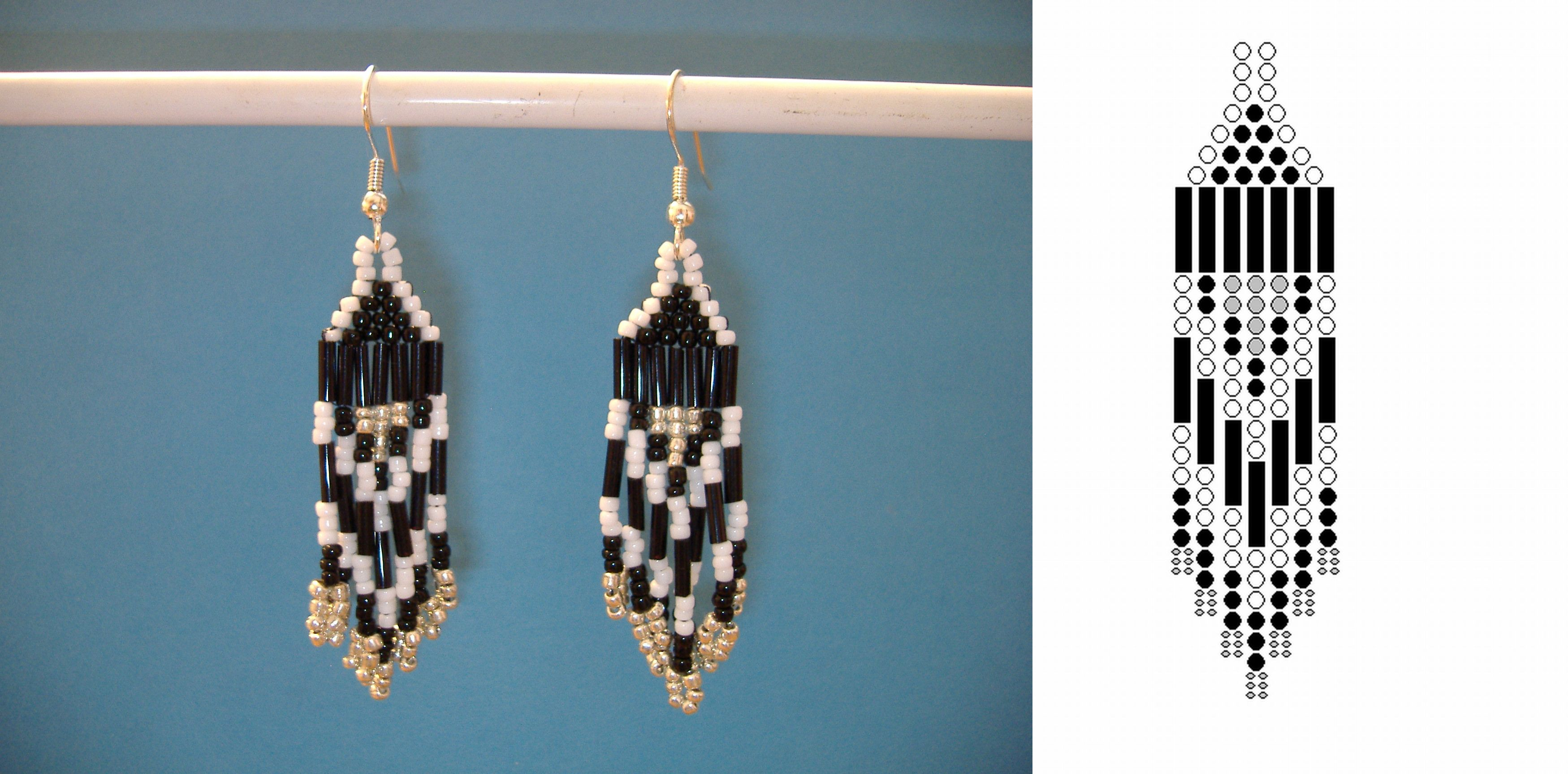 choctaw the beaded cc store earrings jewellery design