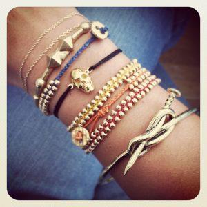 Seed Beaded Bracelets