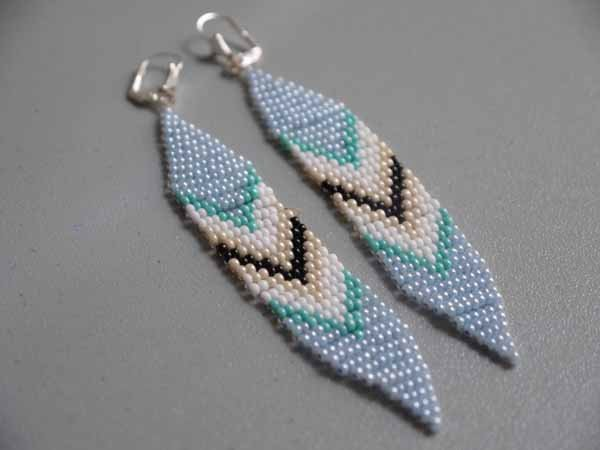 15 Diy Seed Bead Earring Patterns Guide