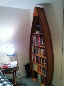 Boat Bookshelf Plan