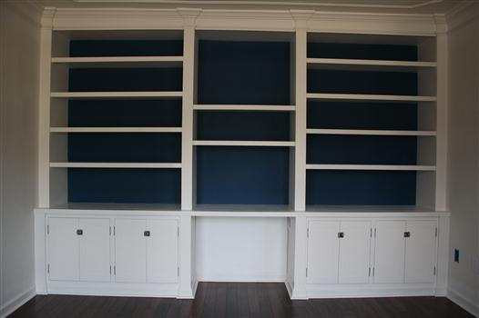 Cost To Build A Built In Bookcase