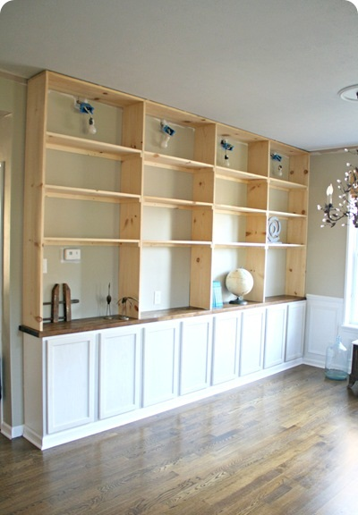 40 easy diy bookshelf plans guide patterns Where to put a bookcase in a room