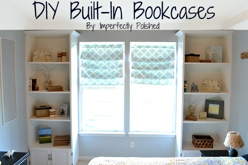 40 easy diy bookshelf plans | guide patterns