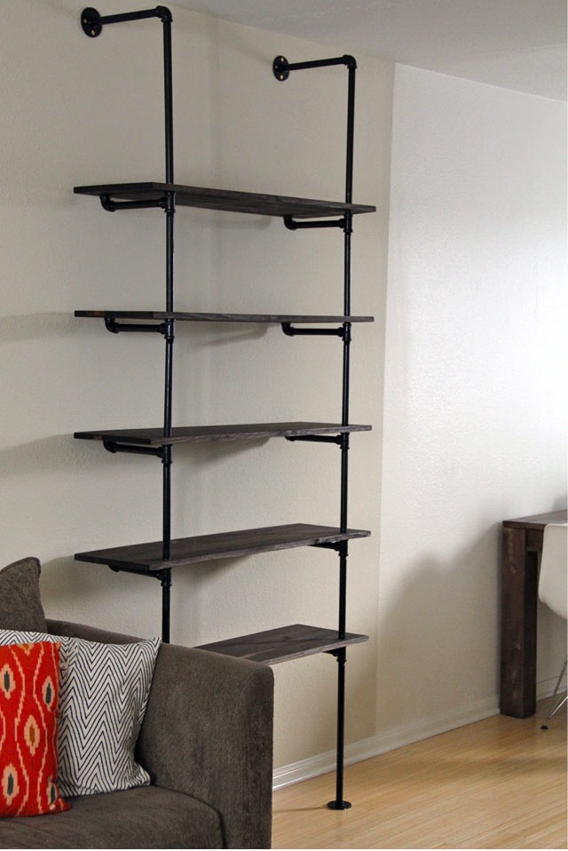 Easy DIY Bookshelf Plans Guide Patterns - Diy bookshelves