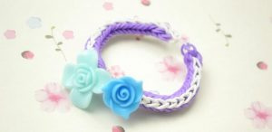 Fishtail Bracelet Pattern