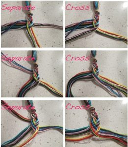 How to Make a Fishtail Bracelet