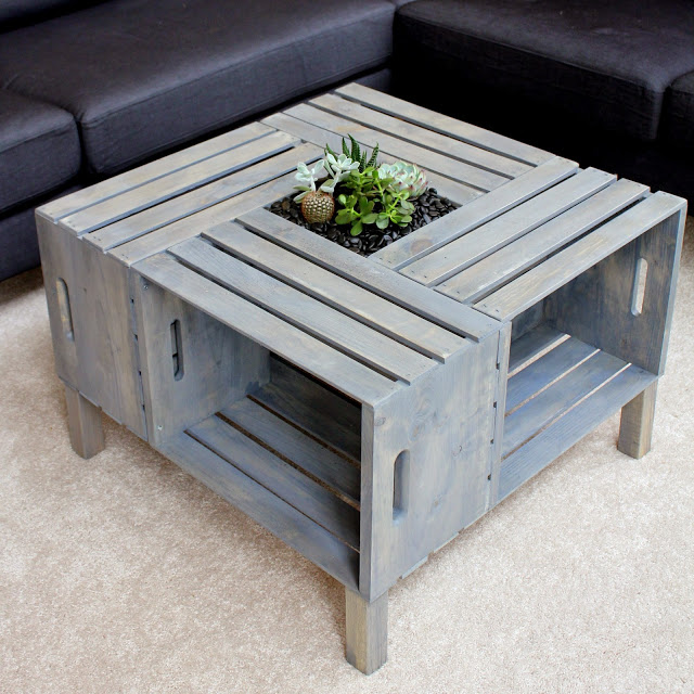 Le Crate Coffee Table