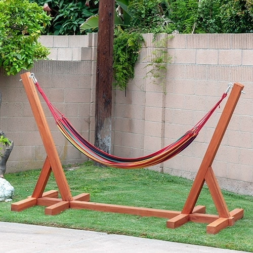 diy hammock stand 15 cool diy hammock ideas guide patterns 268