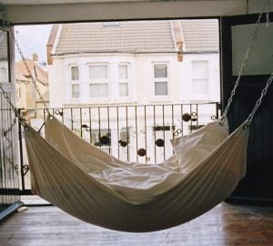 DIY Hammock Swing