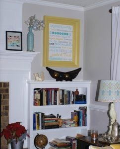 DIY Large Picture Frame